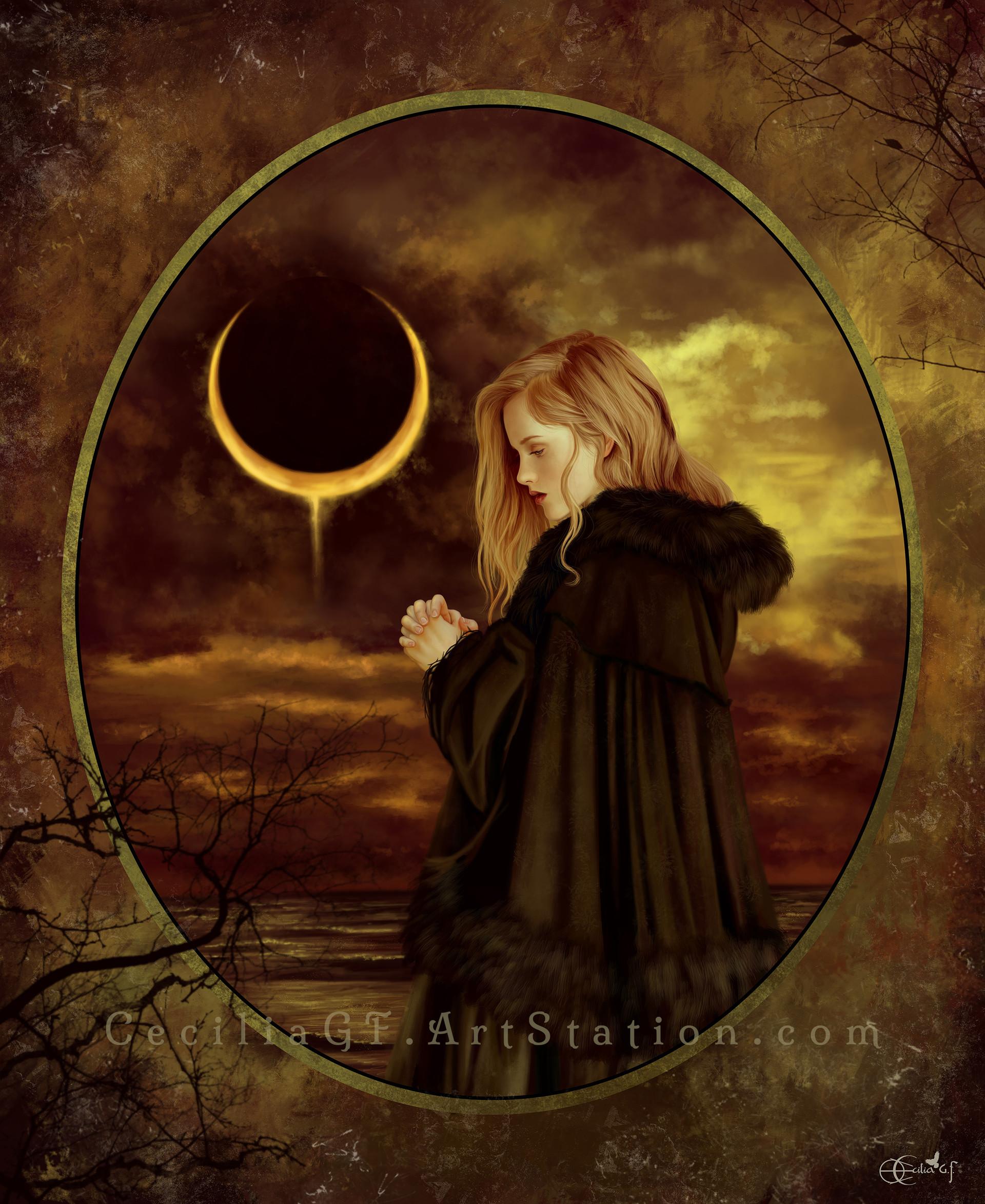 Cecilia g f innocent moon