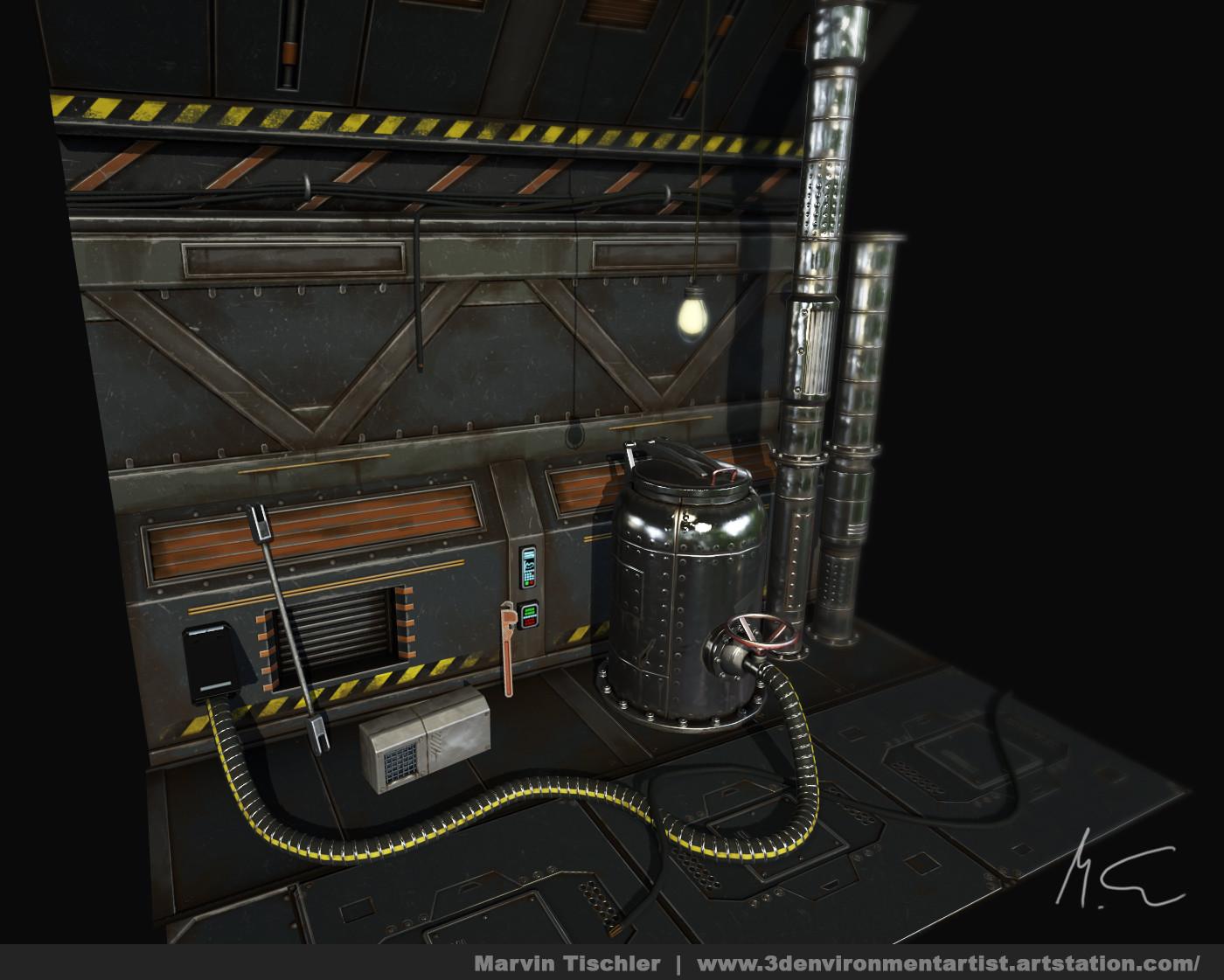 Marvin tischler engineroom 001 b