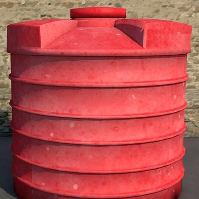 Nnamdi humphrey water tank