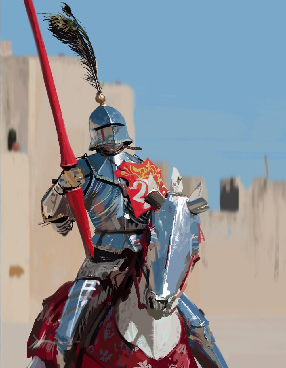 Andrea chiampo knight study copia