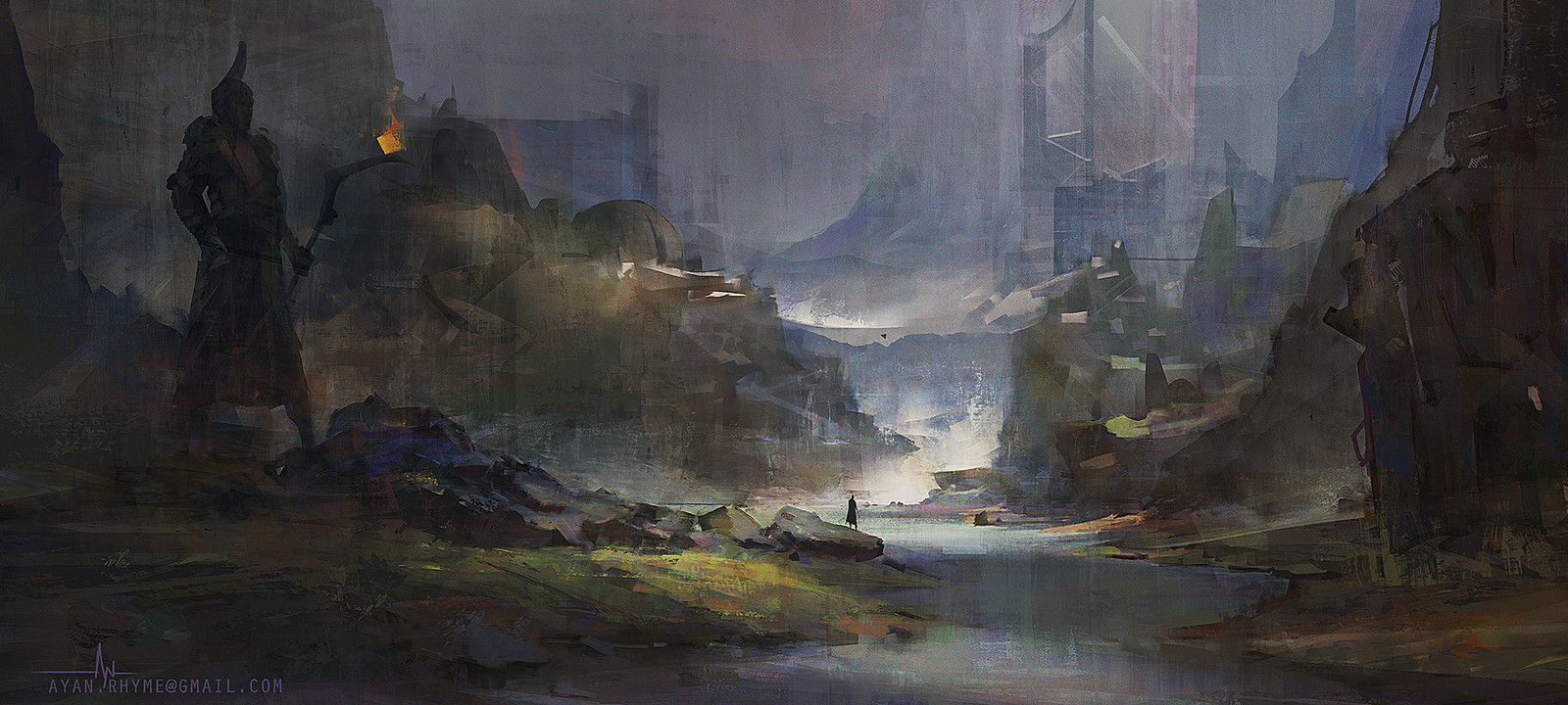 Valley of the End