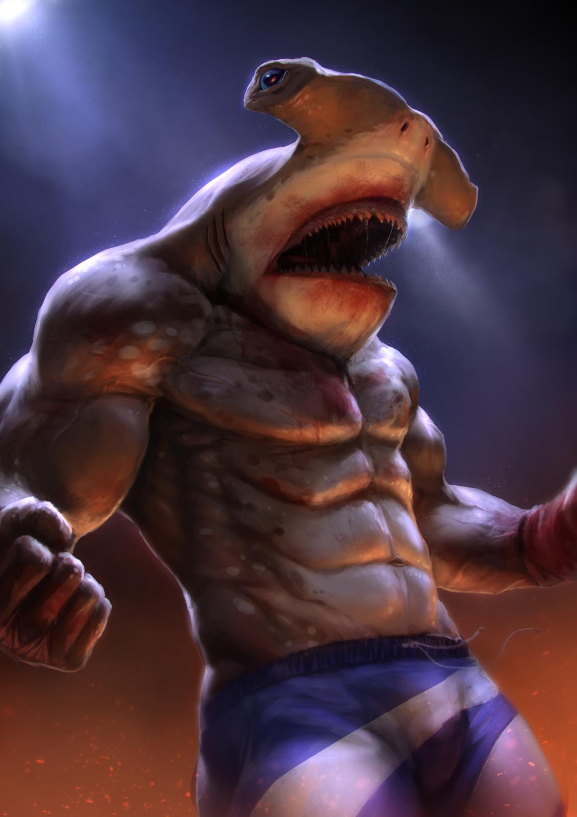 """Street Sharks: """"Jab"""""""