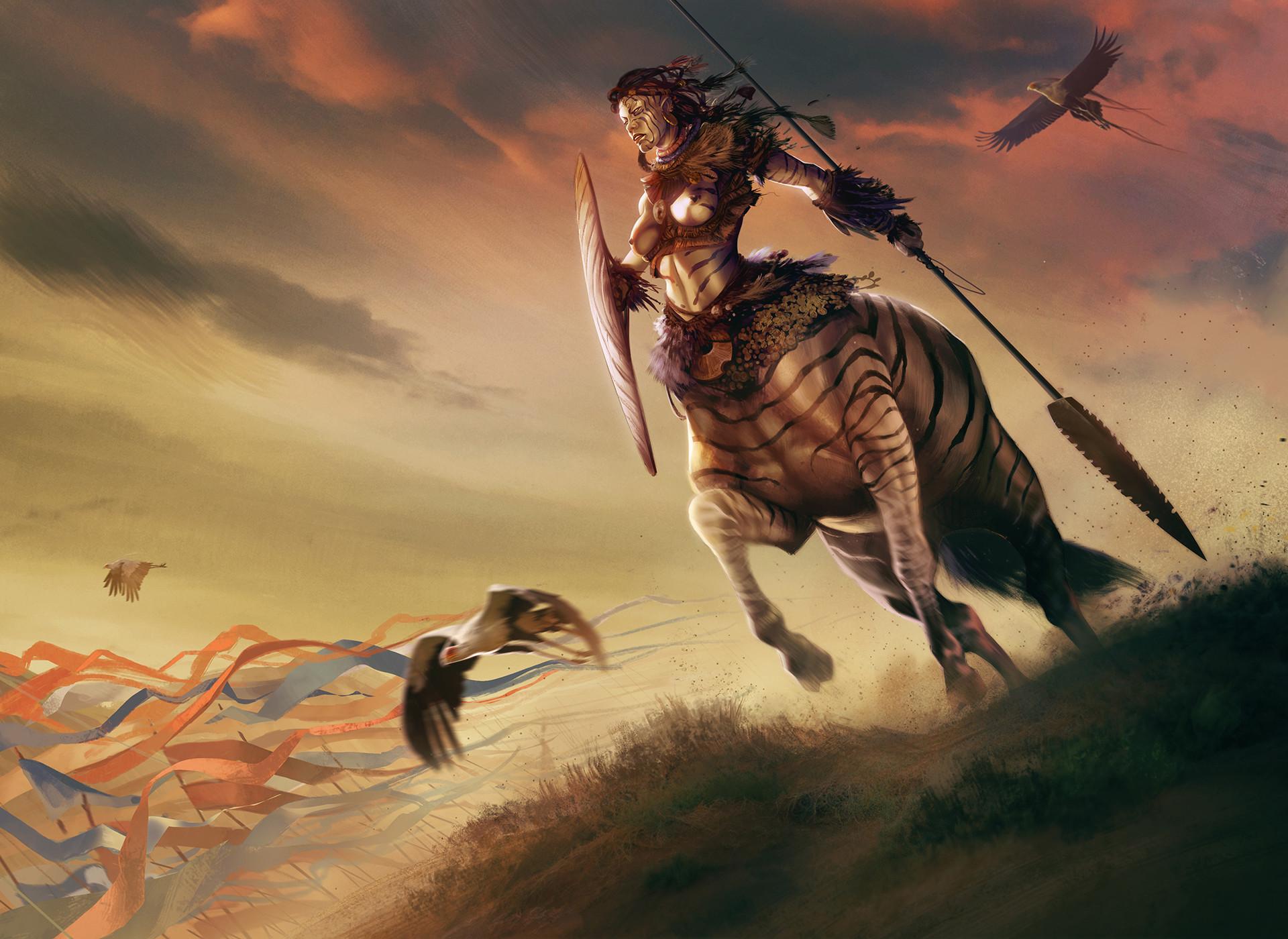 David alvarez mtg centaure ld