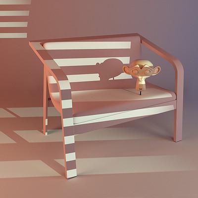 Spase maker in stripes life