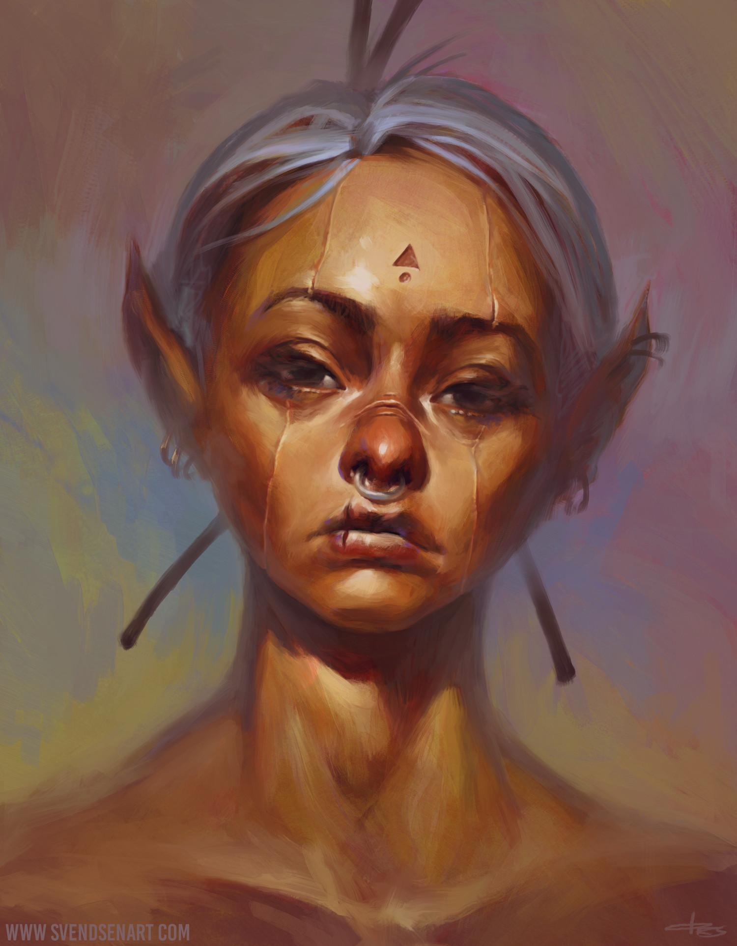 Elfy tribe gurl