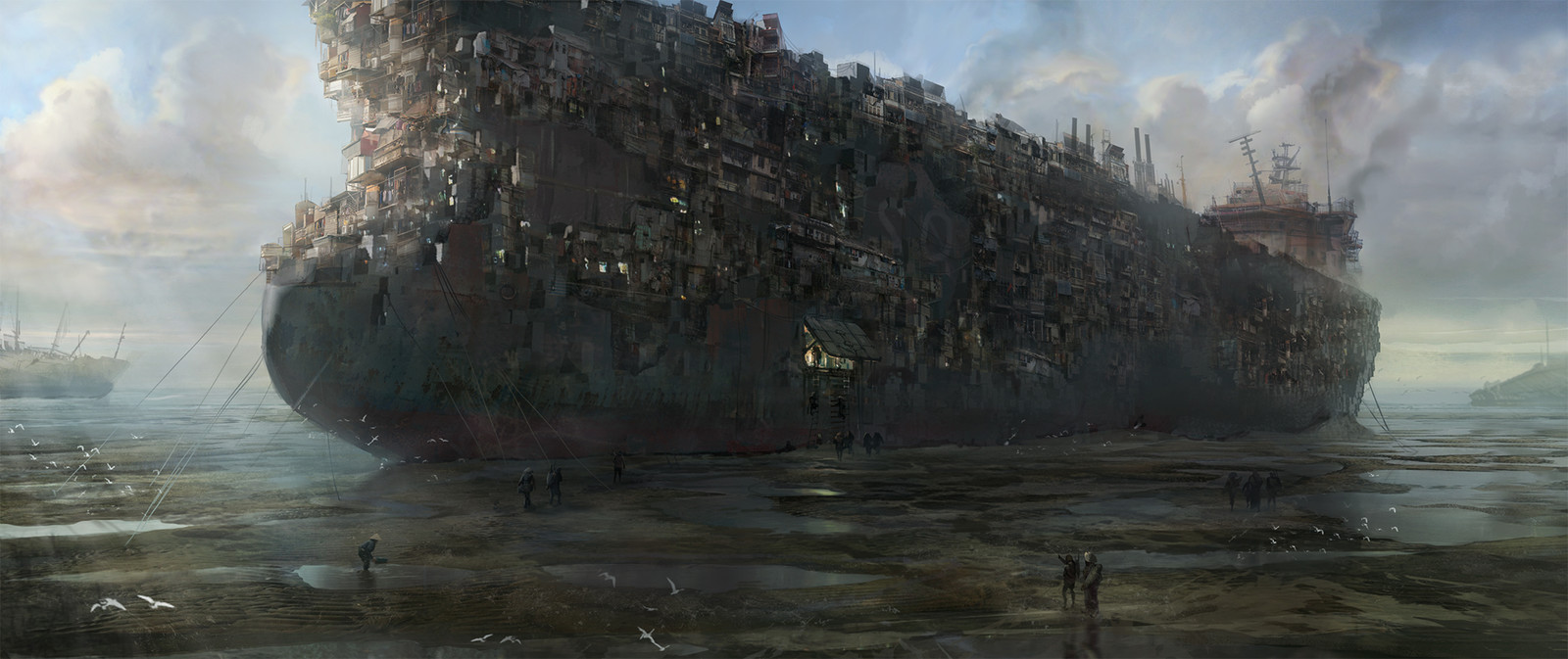 Shipwreck City