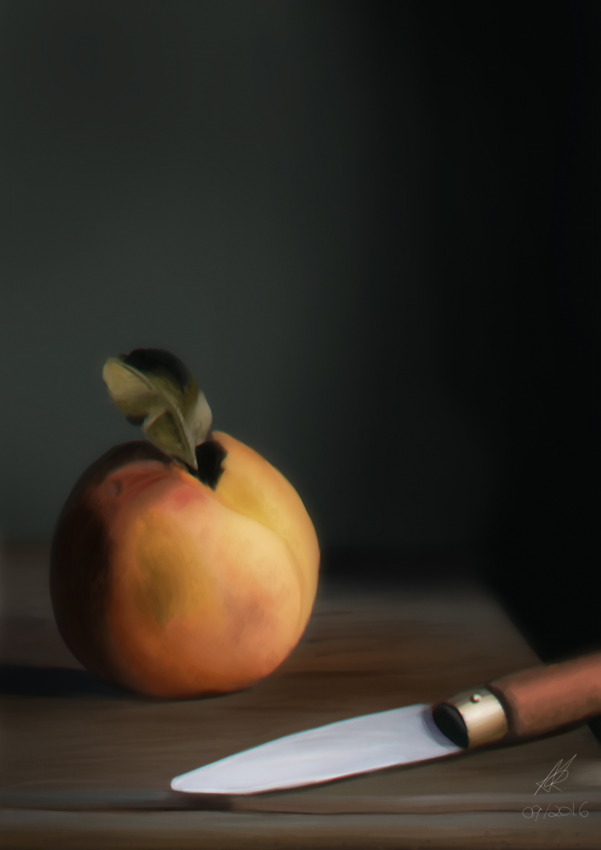 Reference painting