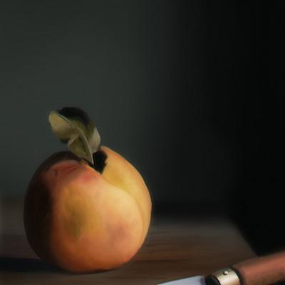 Digi nana peach