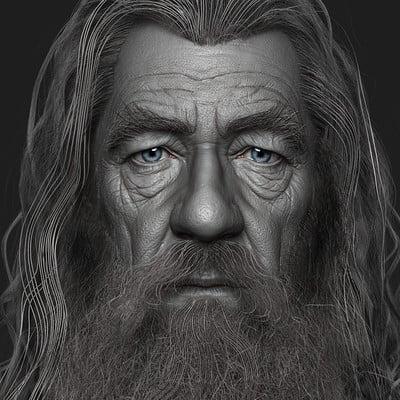 Gandalf the Grey - WIP