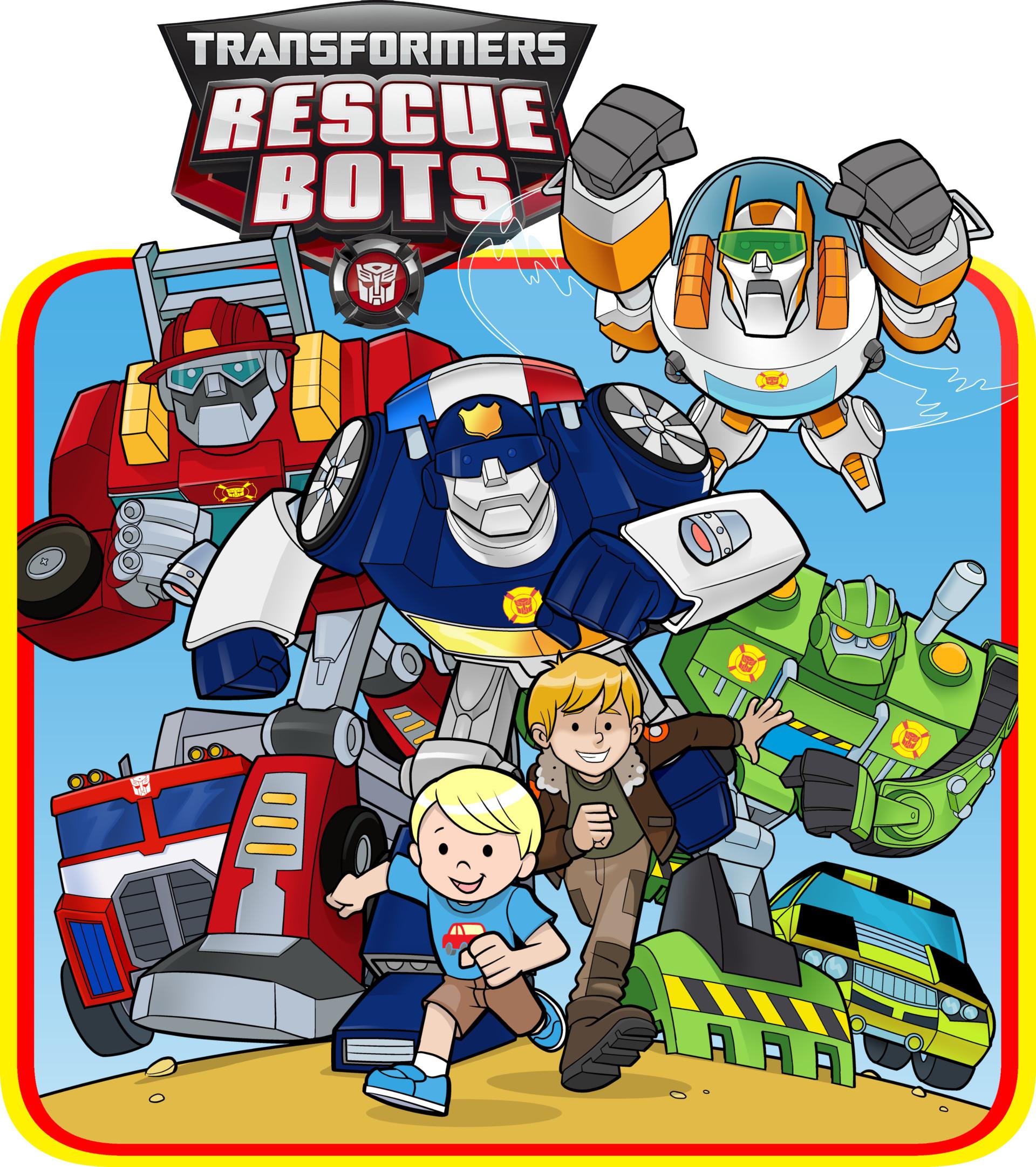 Rob sharp rescue bots 2