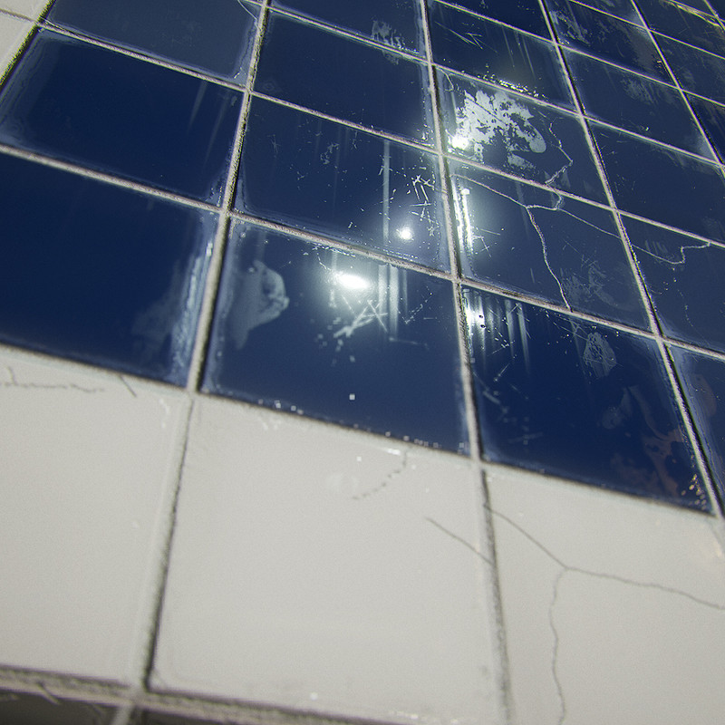 Bathroom Wall - Tiles