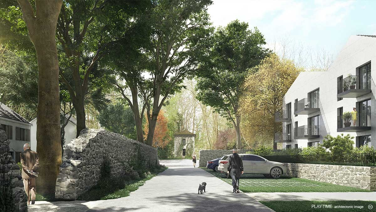 Play time architectonic image rdaa housing in marly france 03