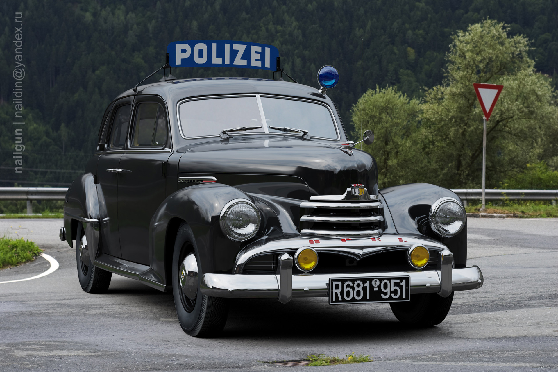 Police West Germany