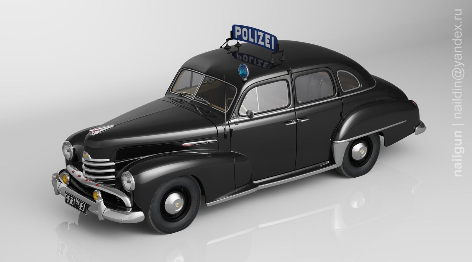 Police West Germany