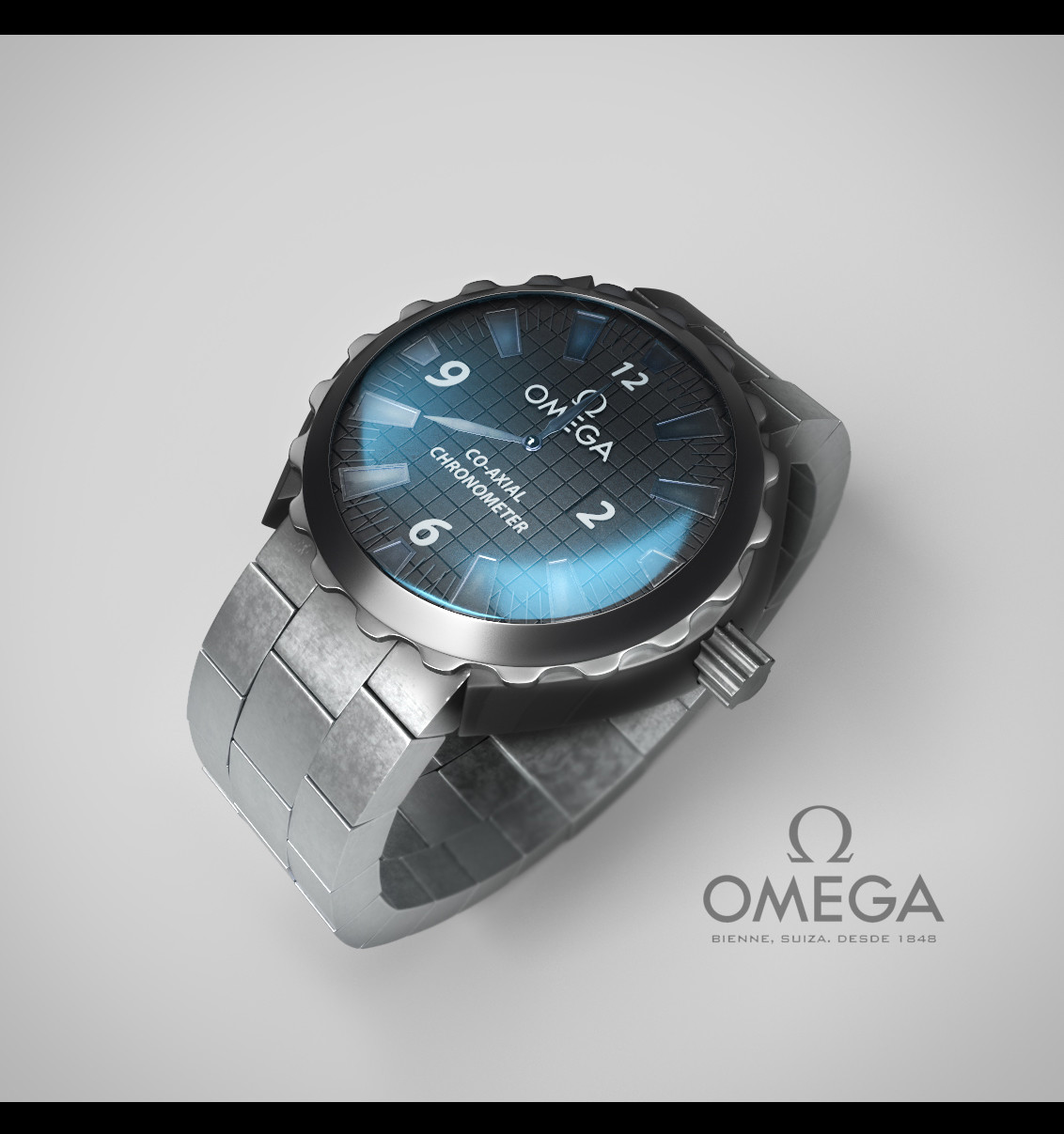 Watch 3d Render