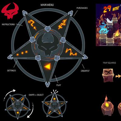 Anailis d pentagrampainted3