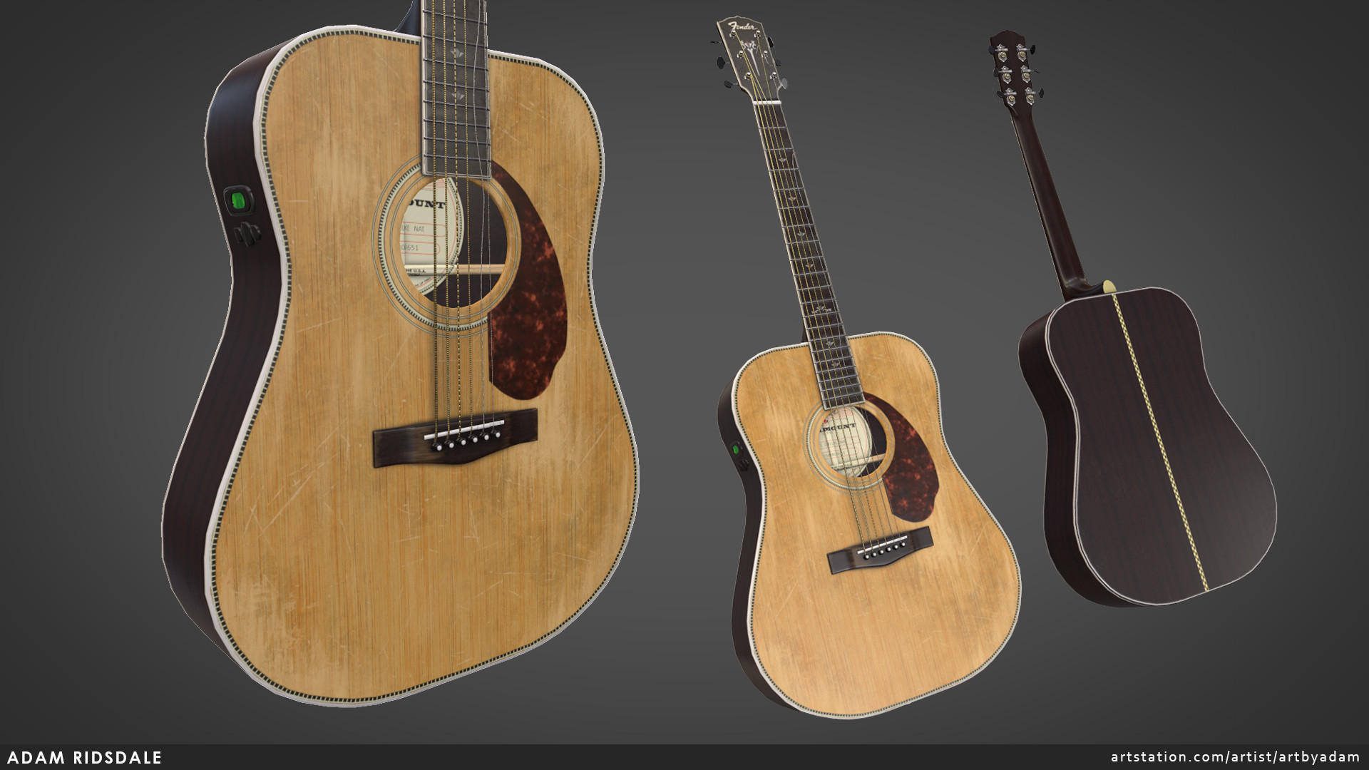 Adam ridsdale guitar01