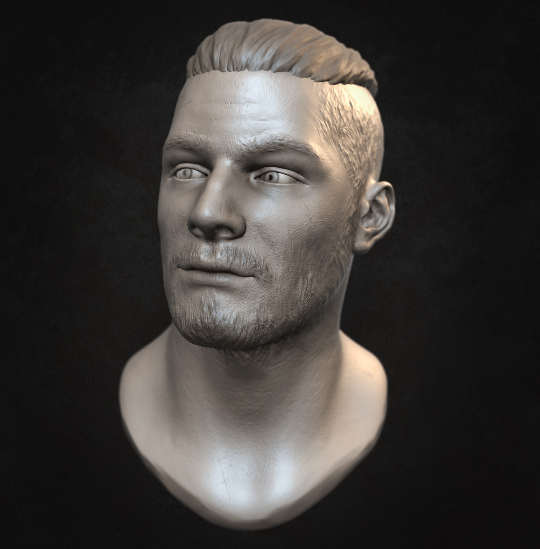 Bjorn speed sculpt