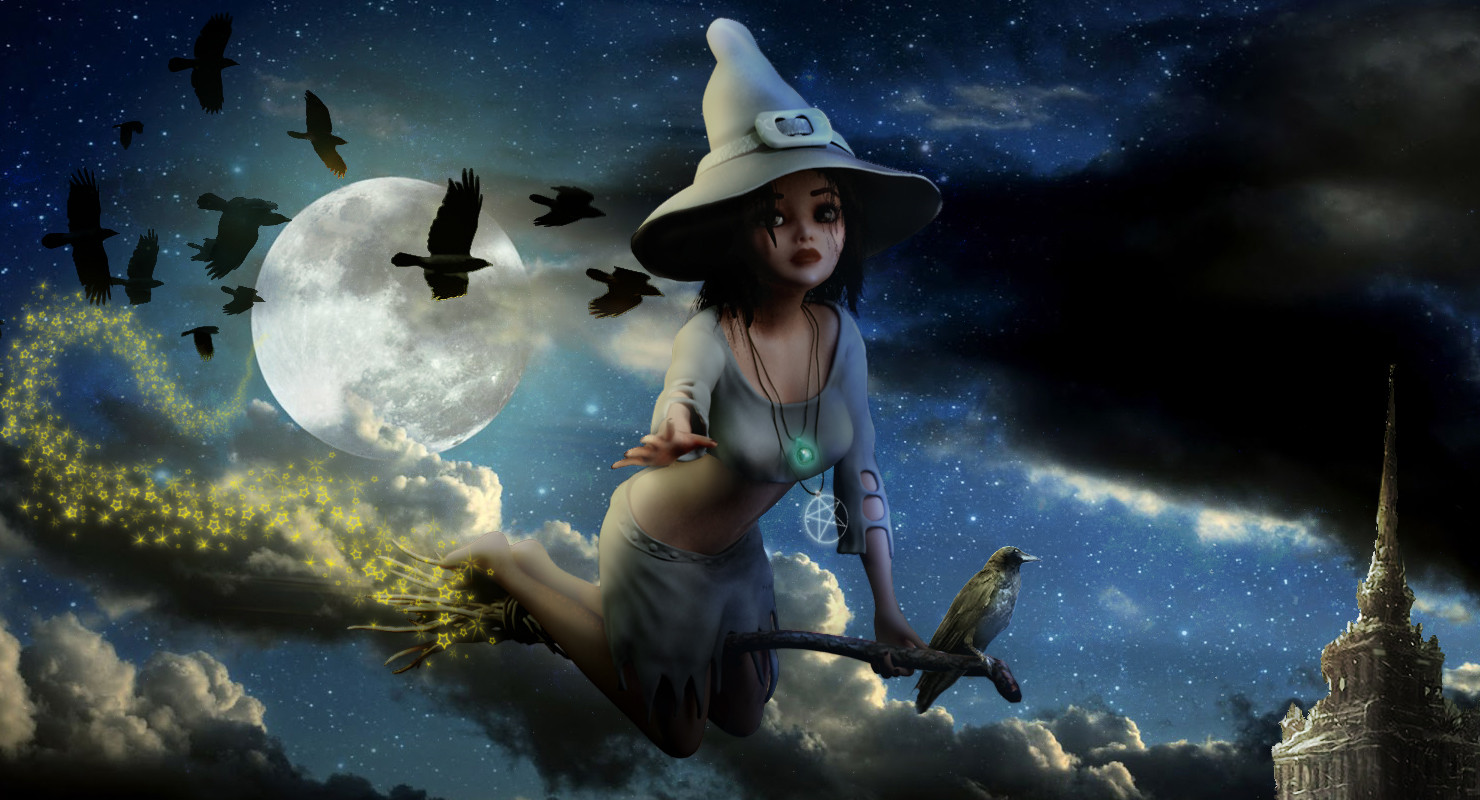 Ariana qendra witch