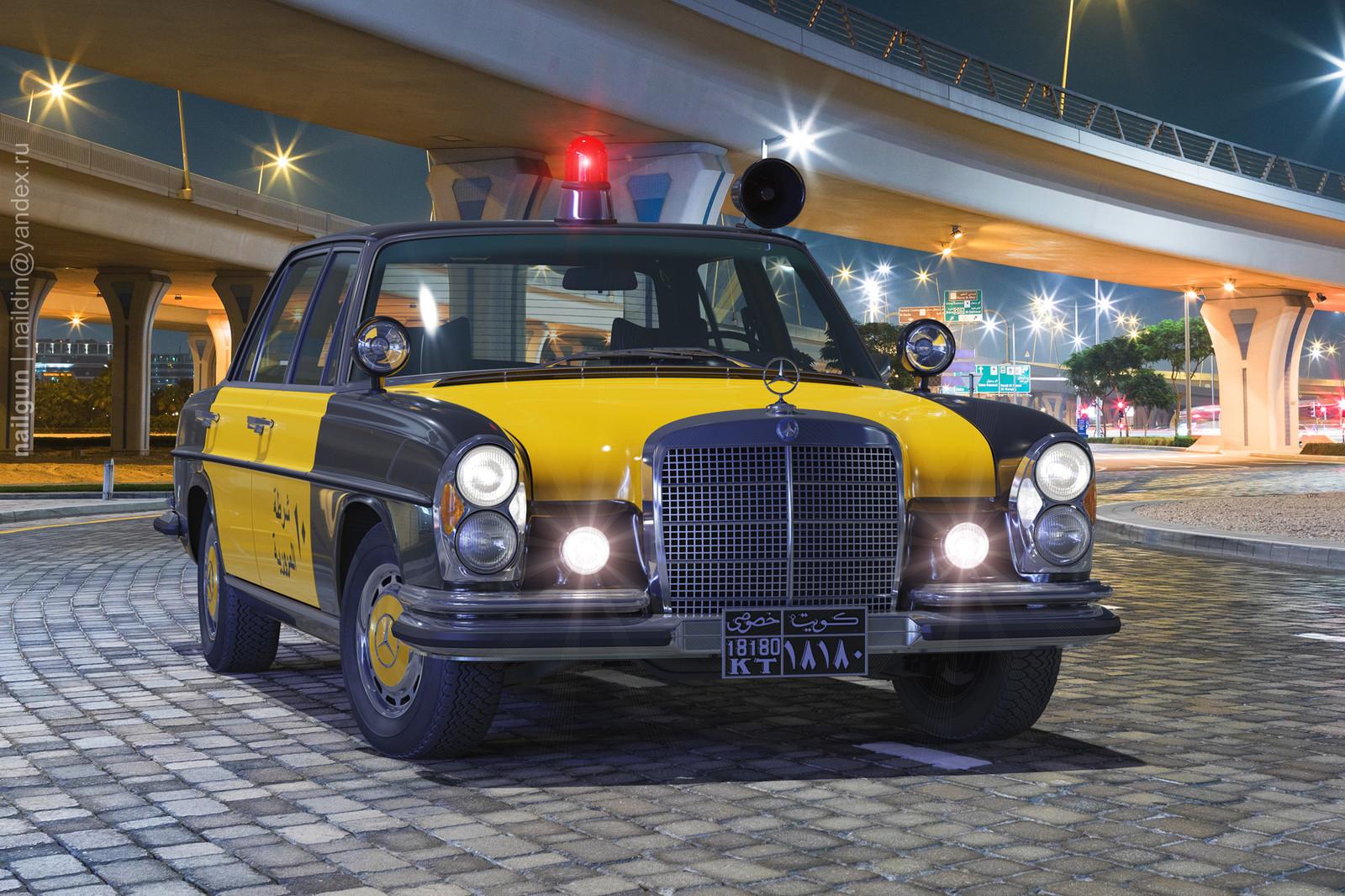 Police Kuwait