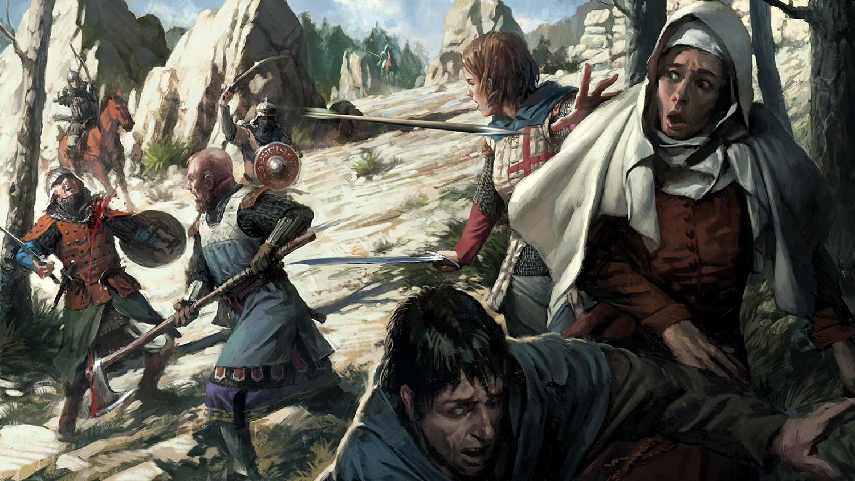 Darren tan freelancers protecting the pilgrims da