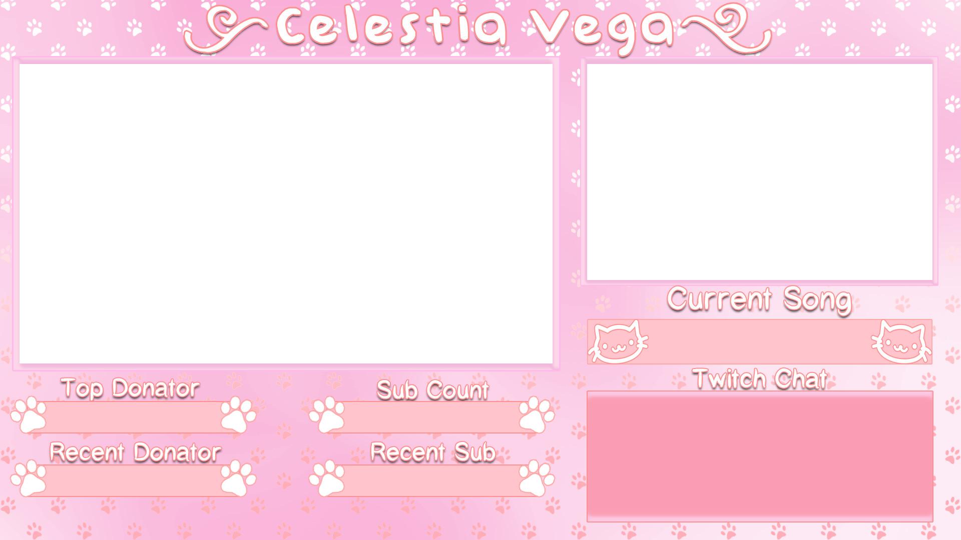 Harry Biffy - Celestia Vega stream pack