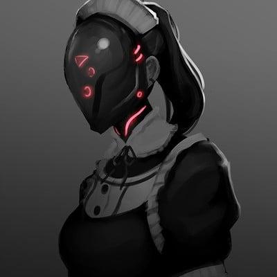 Pat c cyber maid static