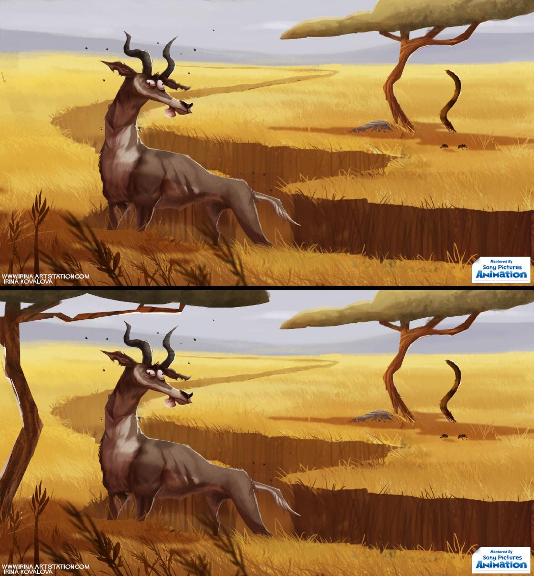 Irina kovalova epl savannah tall grass wk2 irina kovalova