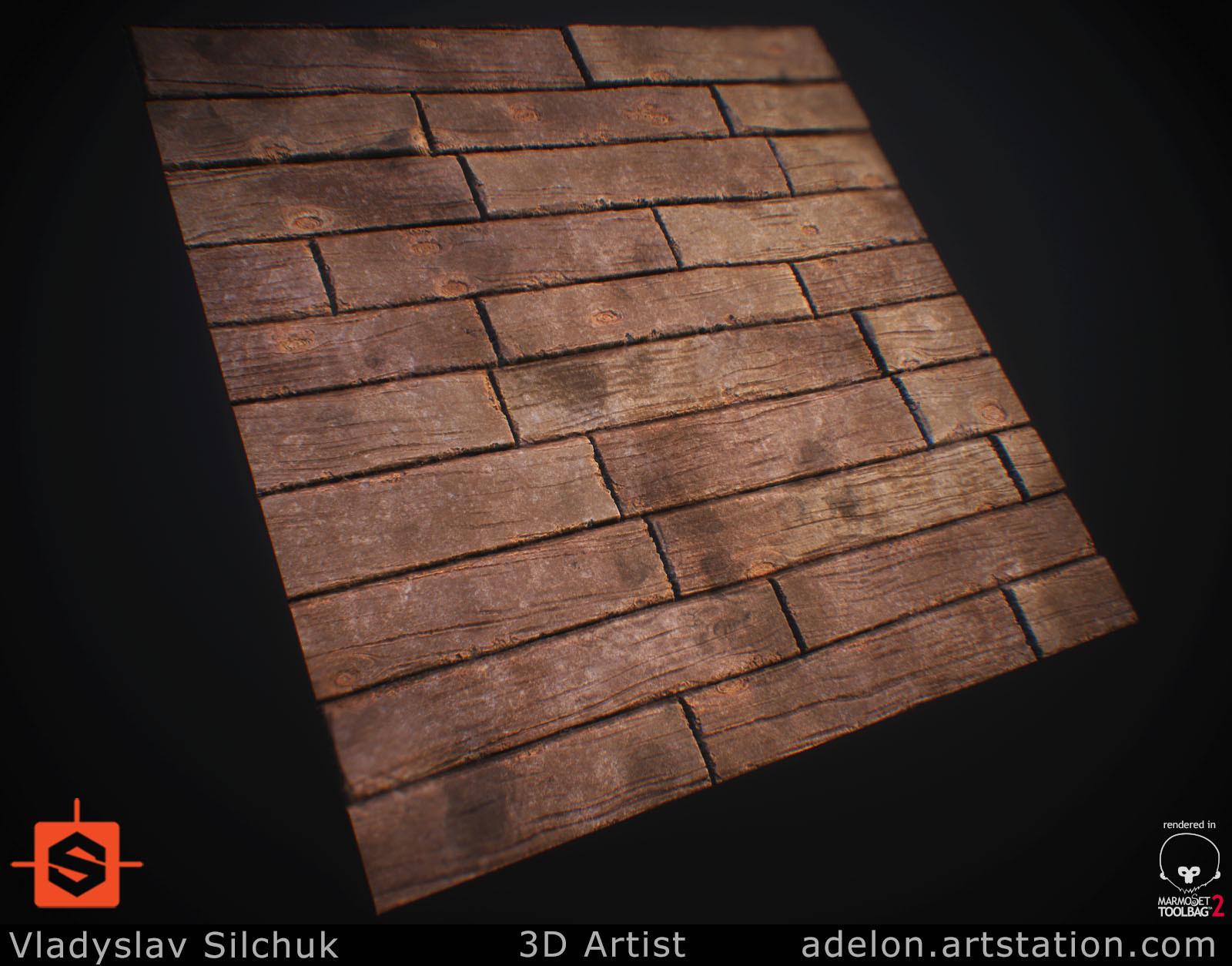 Vladyslav silchuk vladyslav silchuk wooden planks 2