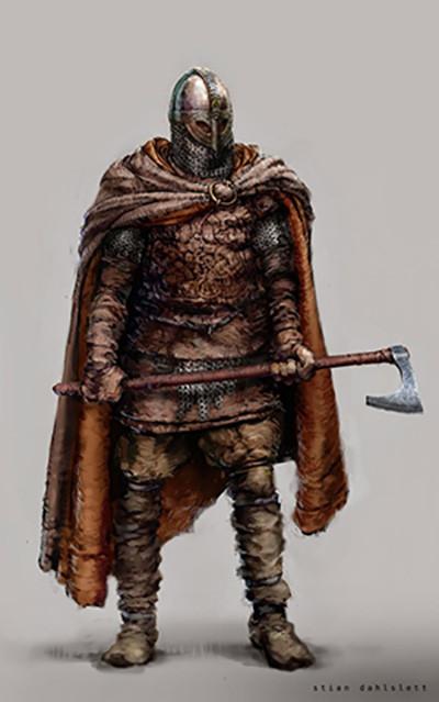 Davide porro stian dahlslett viking