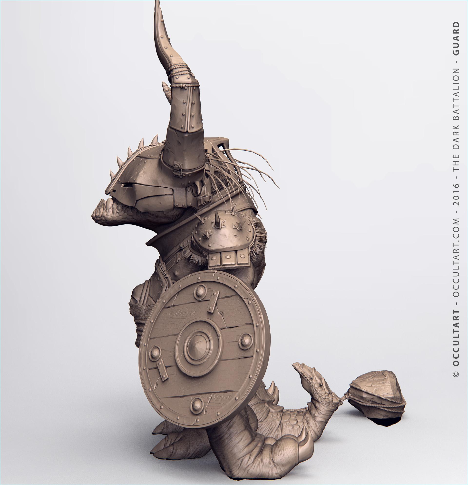 Occultart   guard 10