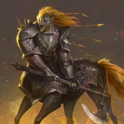 Magnus noren centaur