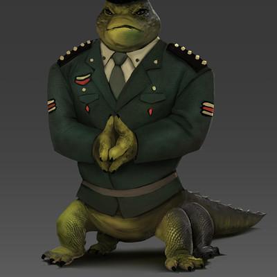 Godwin akpan general