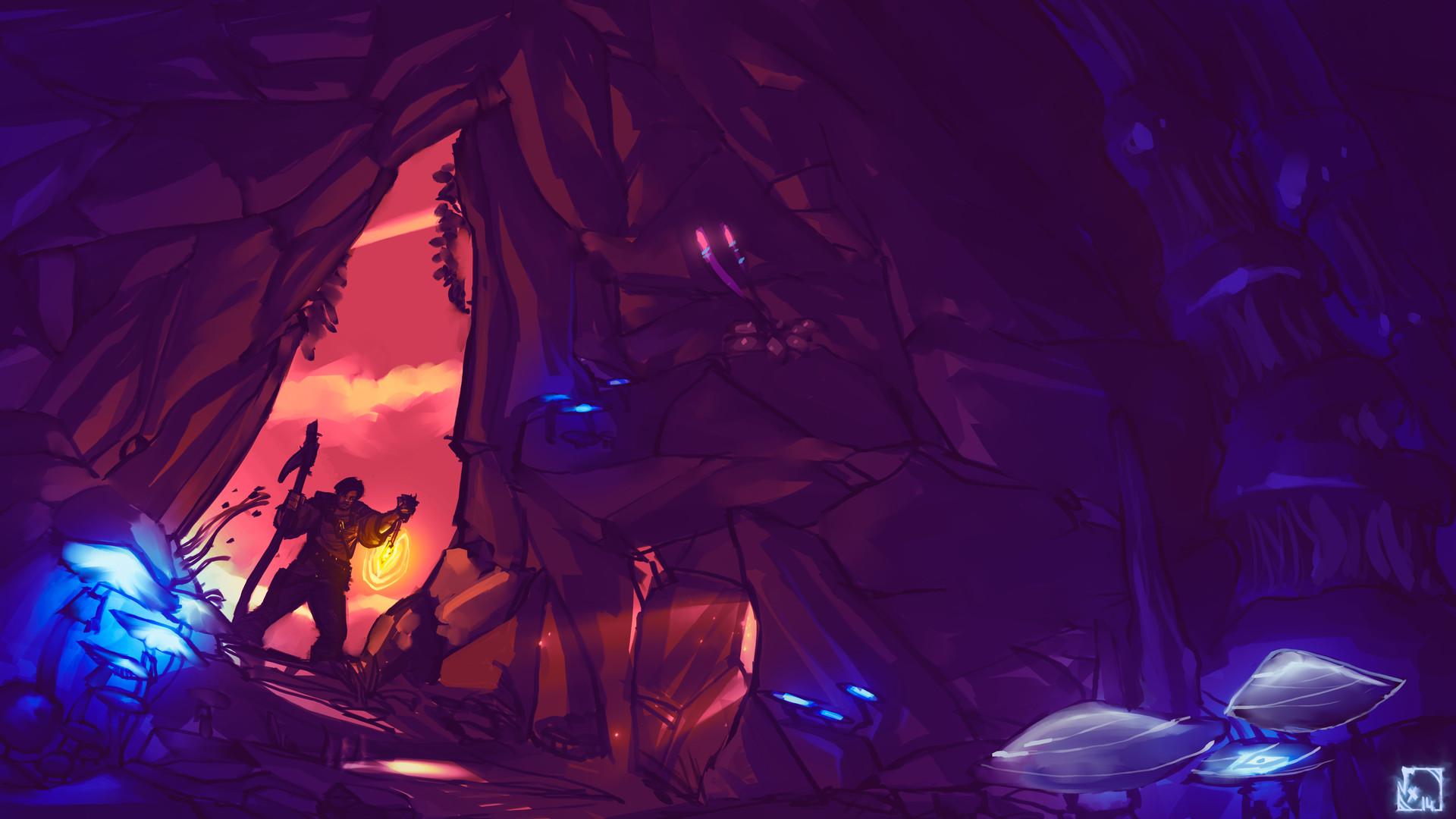 Etienne beschet archibalt grotte 01