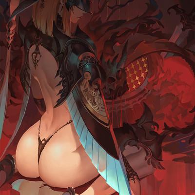 Yan gisuka chaos blood