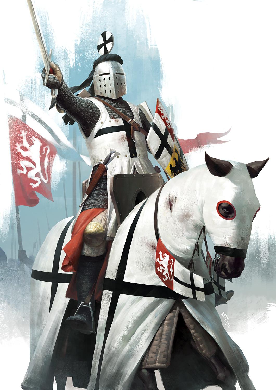 Darren tan okam teutonic knight da