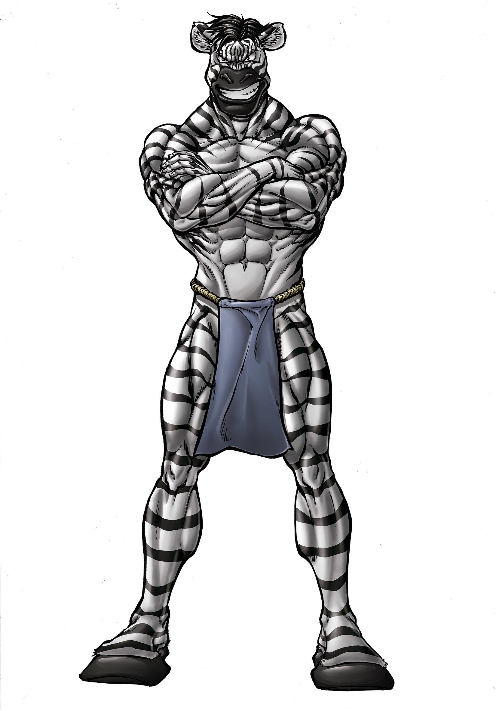 Gustavo melo zebra bracos cruzados jpg