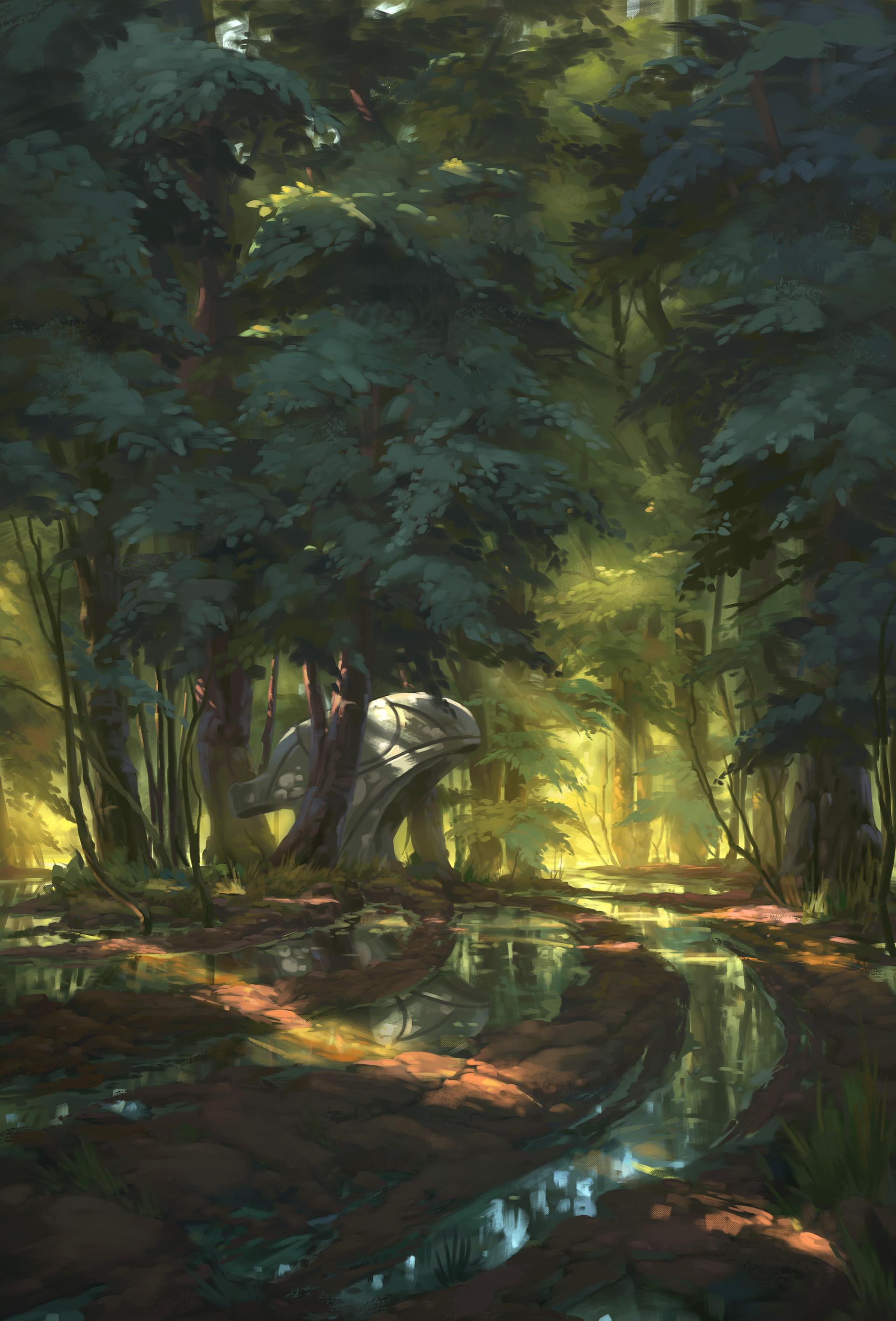 Florian moncomble foresty01