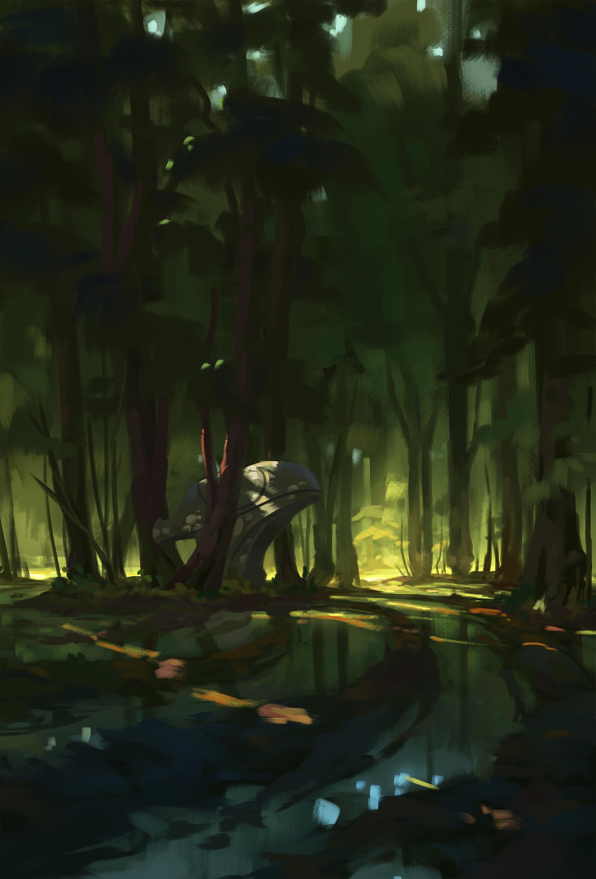 Florian moncomble foresty03