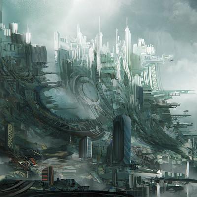Leon tukker sky cityas
