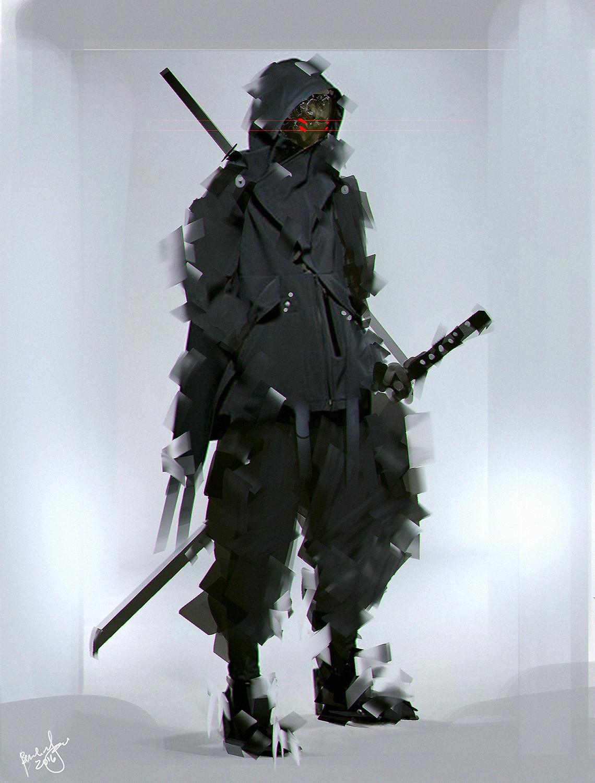 Benedick bana ninja x chr abr2 lores