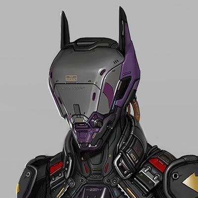 Serge birault batgirlbot2