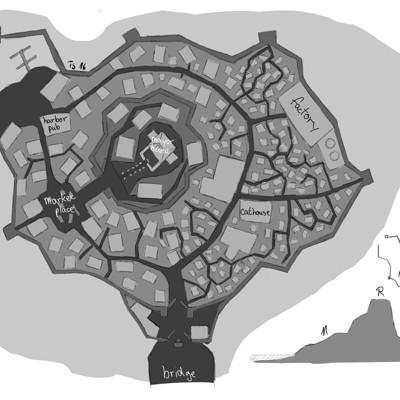 Franz schwerdtfeger map01