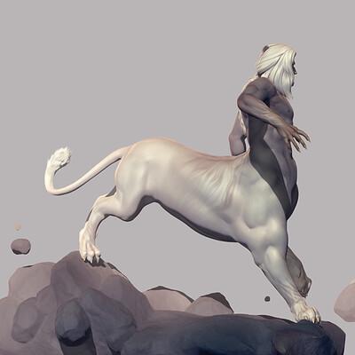 Cyrus [Zbrush Render]