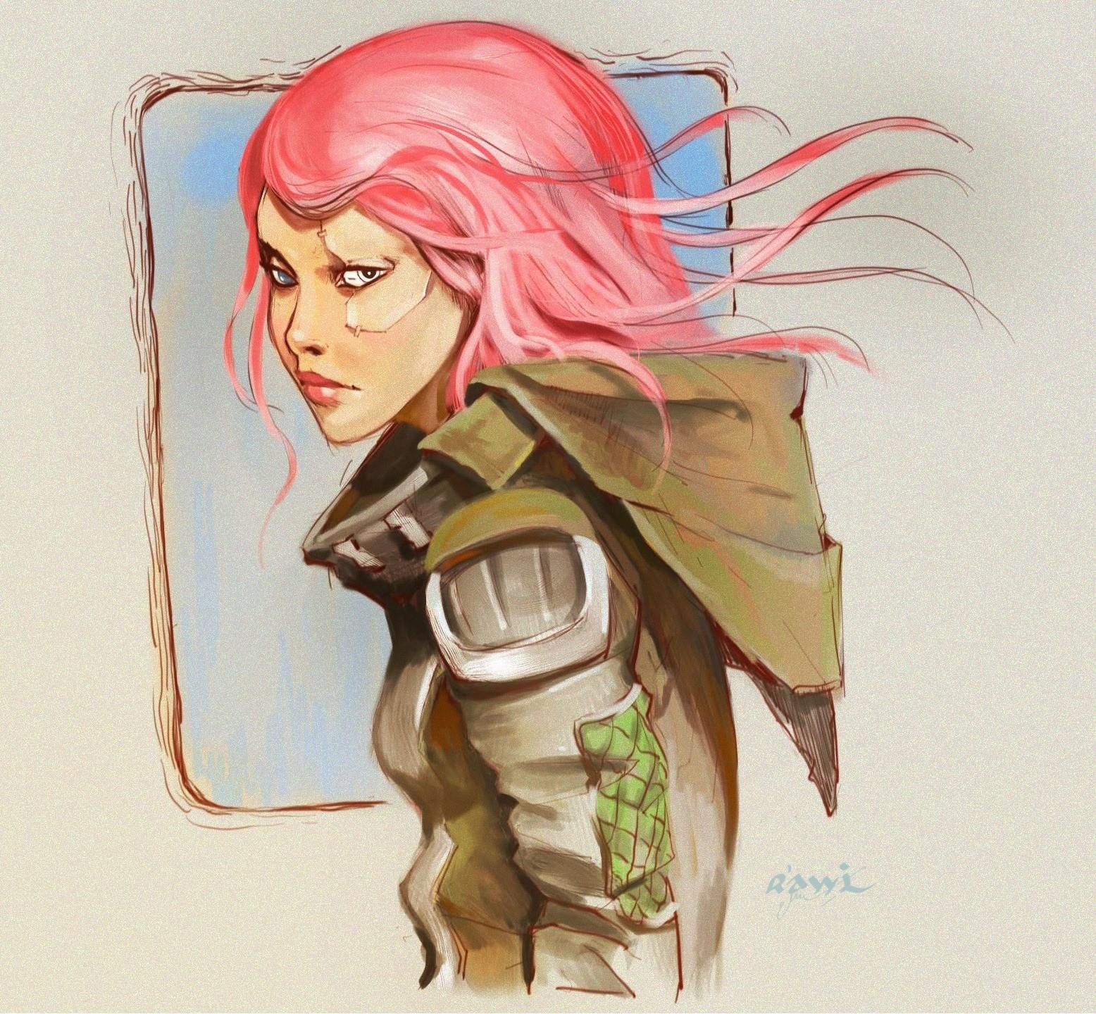 Ahmed rawi ahmed rawi cyborg girl