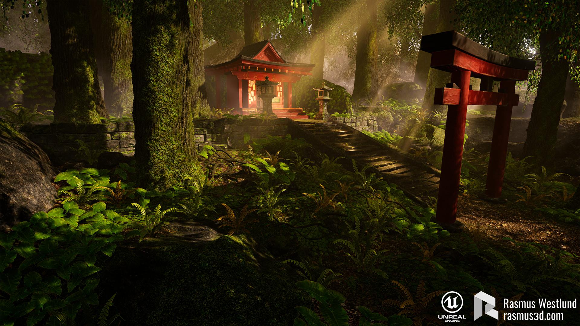 Rasmus westlund japanese shrine02