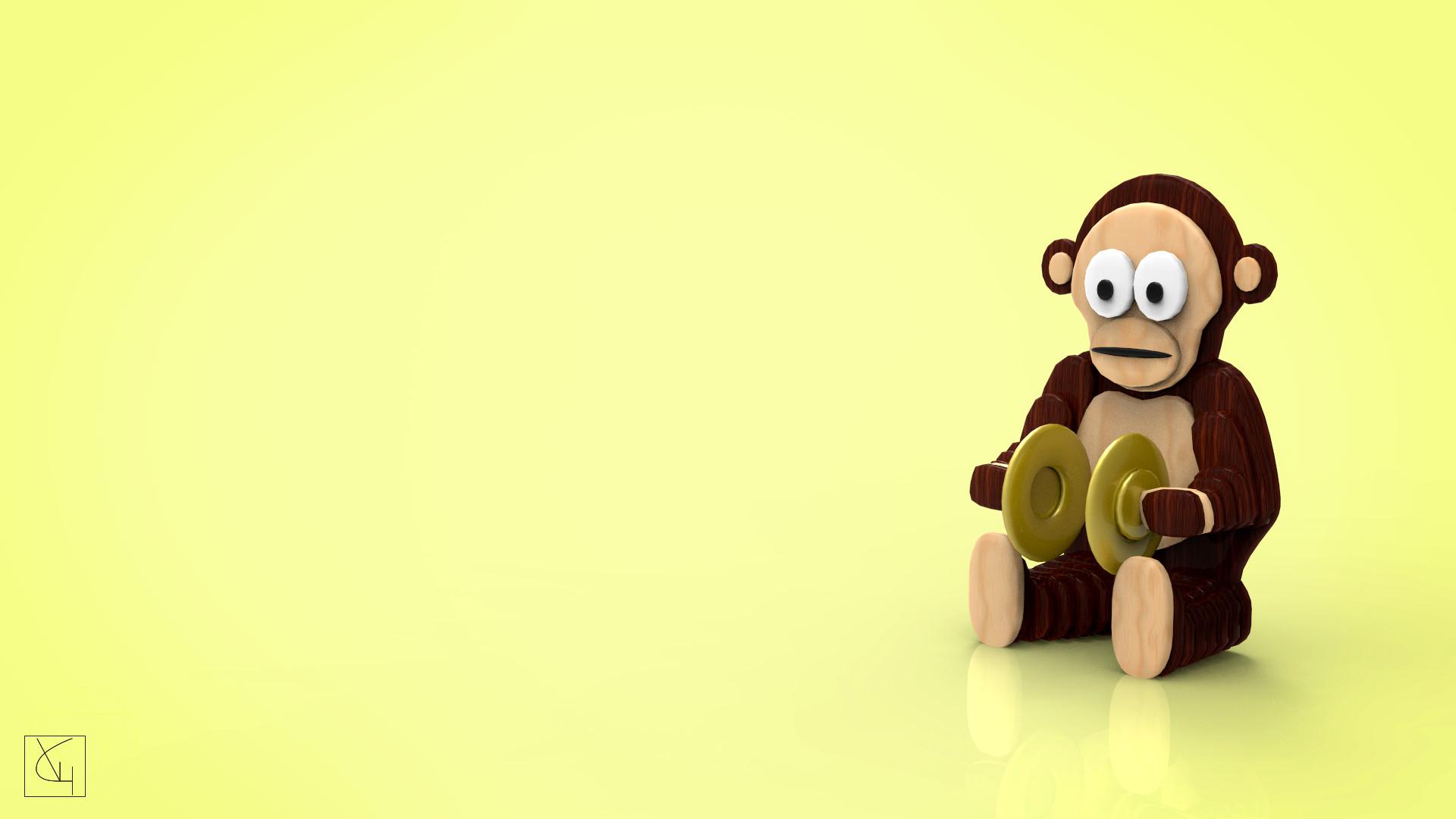 Veronica granadero monkey