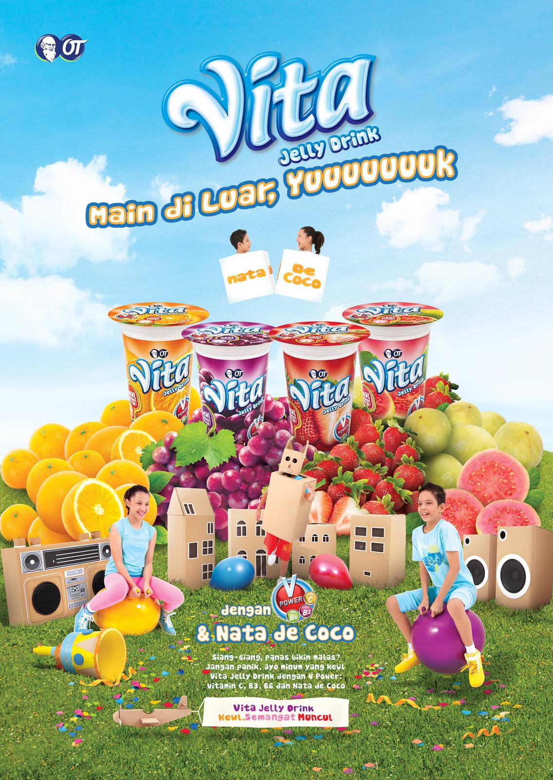 Vita Jelly Poster