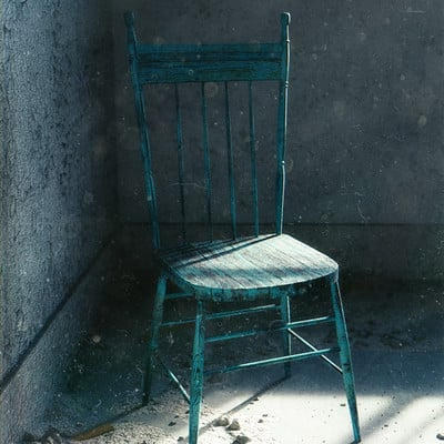 Kless gyzen chair v2