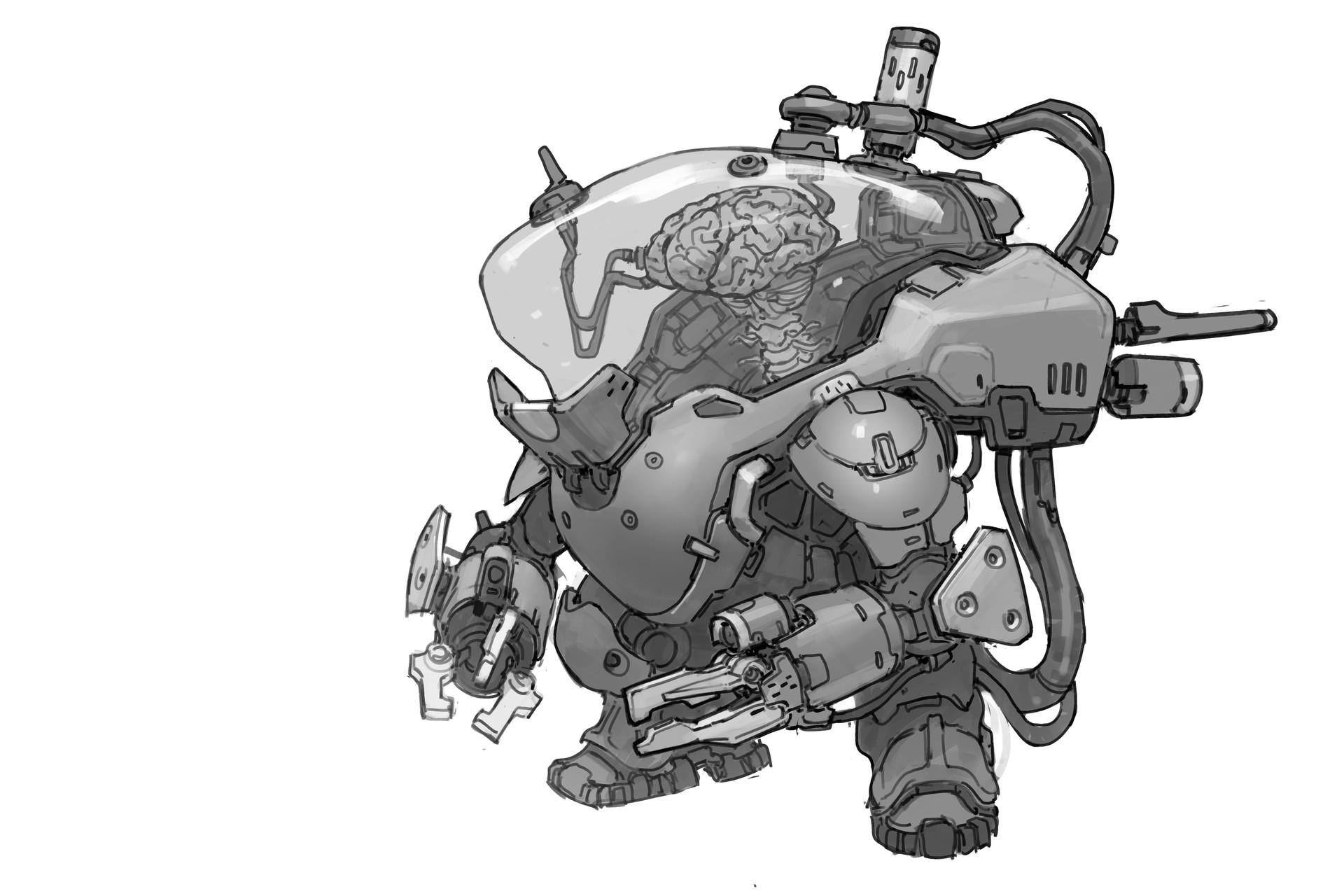 Kory hubbell mechanic pilot 5 wip 1